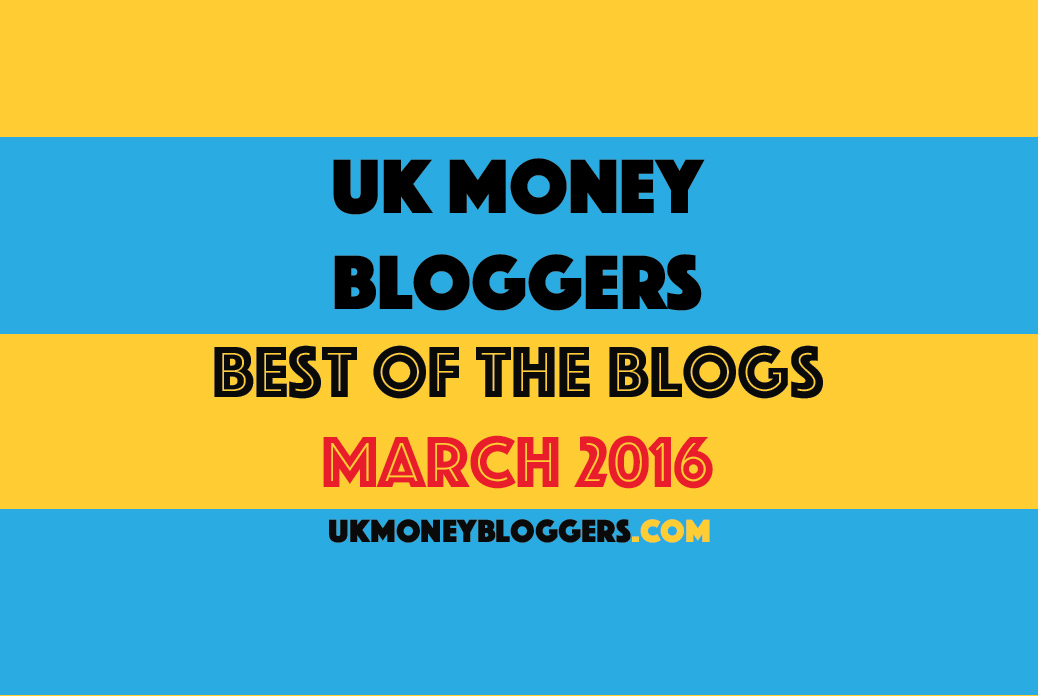 Best of the blogs March 2016