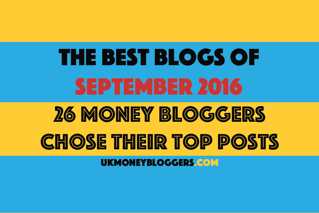 Best money blog posts of september 2016