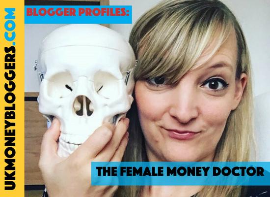 UK Money Blogger The Female Money Doctor