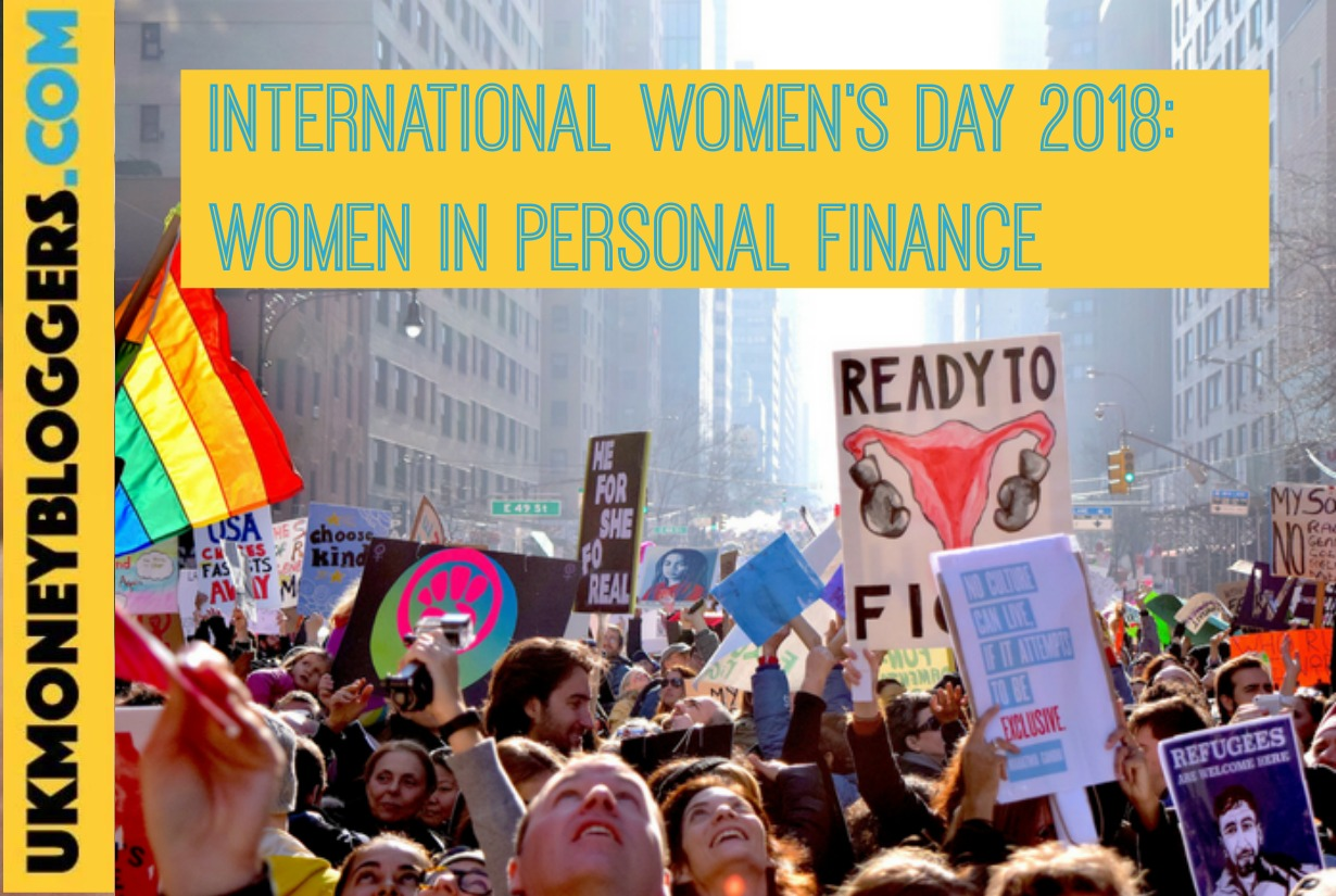 International Women's Day 2018: Women in Personal Finance