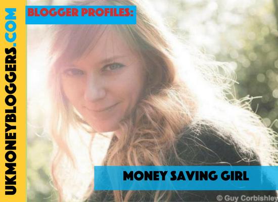 UK Money Blogger Martyna from Money Saving Girl