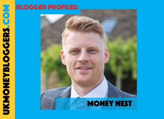 UK Money Blogger Money Nest